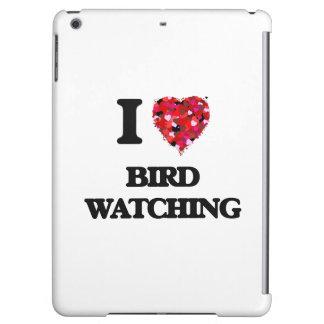 Amo la observación de pájaros