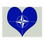 Amo la OTAN Postal