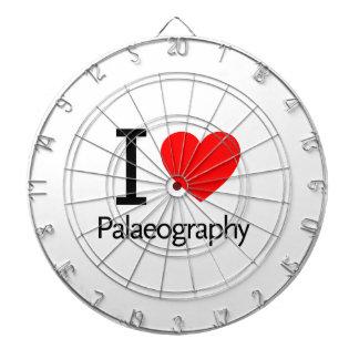 Amo la paleografía