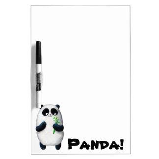Amo la panda pizarra