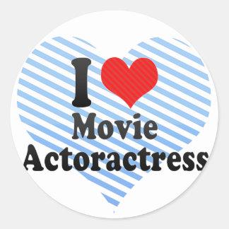 Amo la película Actoractress Etiquetas