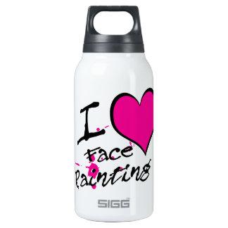 Amo la pintura de la cara