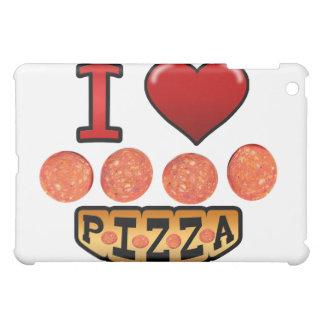 Amo la pizza de salchichones