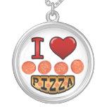 Amo la pizza de salchichones joyerías