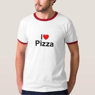 Amo la pizza (del corazón) camisas