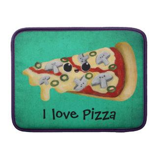Amo la pizza fundas macbook air