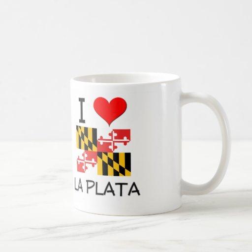 Amo La Plata Maryland Tazas