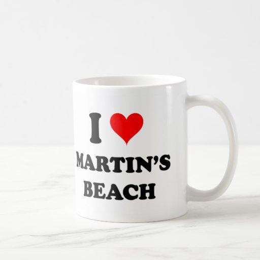 Amo la playa California de Martin Taza