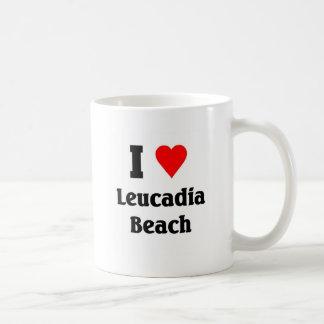 Amo la playa de Leucadia Tazas
