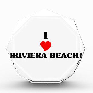Amo la playa de Riviera