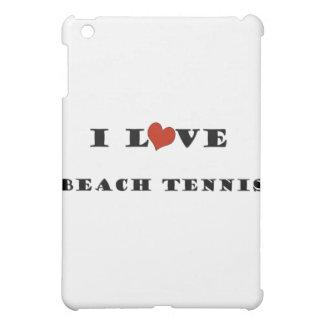 Amo la playa Tennis png
