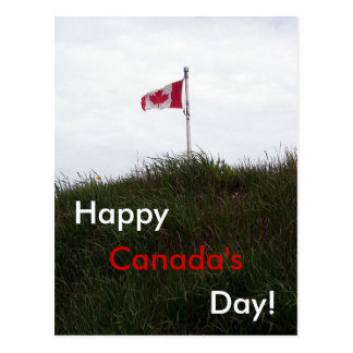 Amo la postal de Canadá