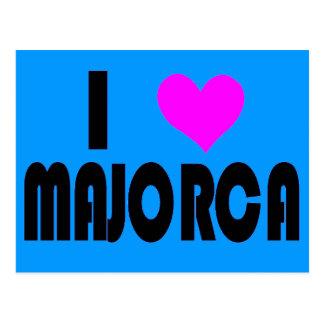 Amo la postal de Majorca