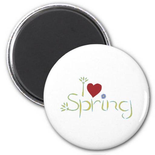 Amo la primavera iman
