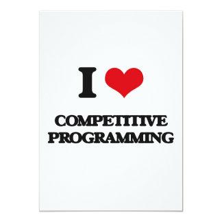 Amo la programación competitiva comunicado personalizado