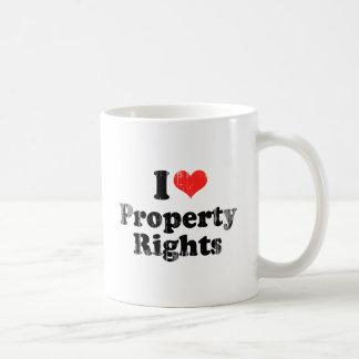 AMO la PROPIEDAD RIGHTS.png Tazas De Café