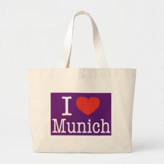 Amo la púrpura de Munich Bolsa