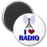 Amo la radio imanes