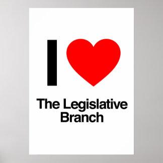 amo la rama legislativa impresiones