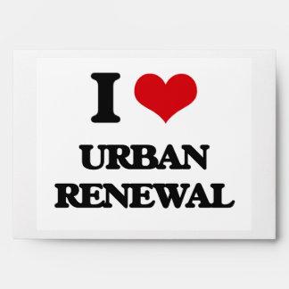 Amo la renovación urbana