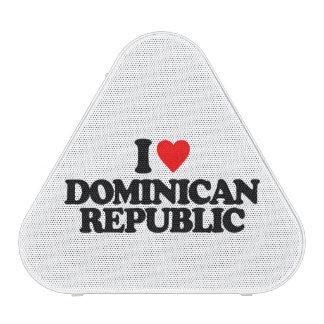 AMO LA REPÚBLICA DOMINICANA ALTAVOZ BLUETOOTH