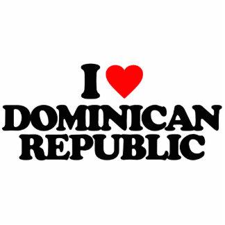 AMO LA REPÚBLICA DOMINICANA ESCULTURAS FOTOGRAFICAS