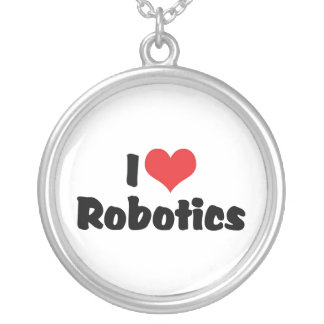 Amo la robótica colgante redondo
