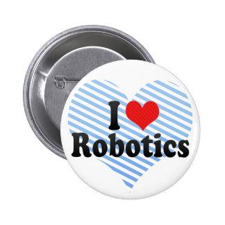 Amo la robótica pin