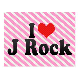 Amo la roca de J Postal