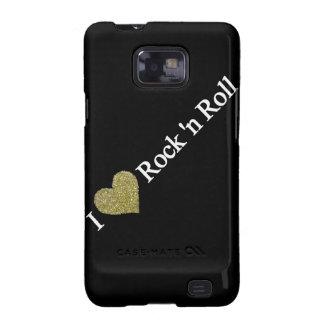 Amo la roca galaxy s2 funda