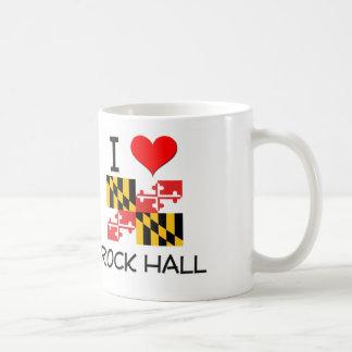 Amo la roca Pasillo Maryland Tazas