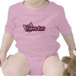 Amo la ropa del bebé de los gatos traje de bebé