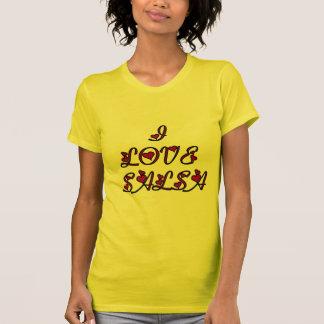 Amo la salsa camisas