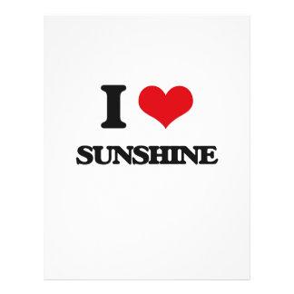 Amo la sol tarjetón