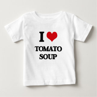Amo la sopa del tomate tshirts