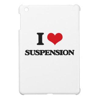 Amo la suspensión