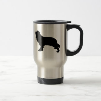 Amo la taza arrogante del viaje de los perros de a