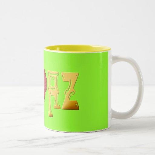 Amo la taza de ARIZONA