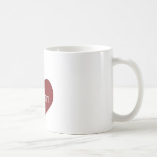 Amo la taza de Avon
