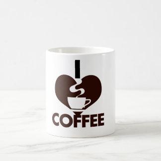 Amo la taza de café