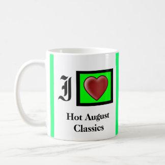 """""""Amo la taza de café caliente de las obras clásica"""
