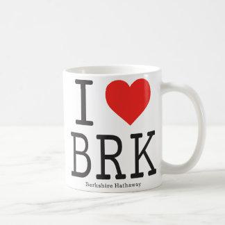 Amo la taza de café de Berkshire Hathaway (BRK)
