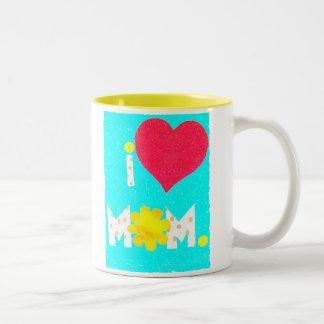 amo la taza de café de la mamá