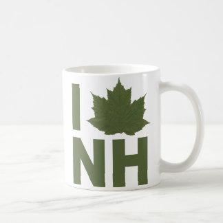 Amo la taza de café del NH