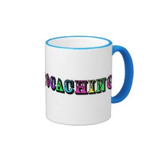 Amo la taza de Geocaching