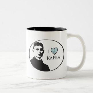 Amo la taza de Kafka