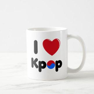 Amo la taza de Kpop