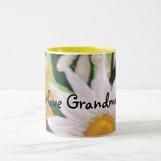 Amo la taza de la abuela