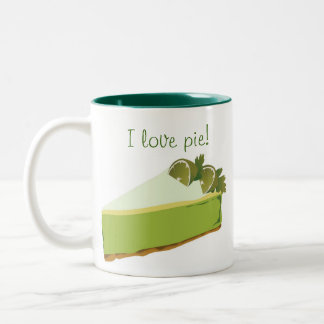 Amo la taza de la empanada