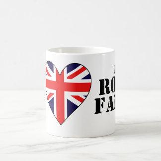 Amo la taza de la familia real
